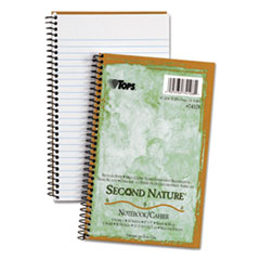 TOP74108 - TOPS® Second Nature® Single Subject Wirebound Notebooks