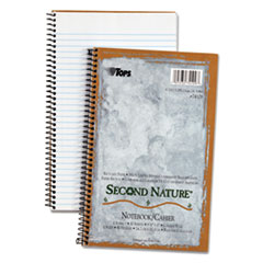 TOP74109 - TOPS® Second Nature® Single Subject Wirebound Notebooks