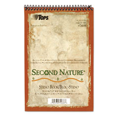 TOP74688 - TOPS® Second Nature® Recycled Notebooks