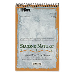 TOP74690 - TOPS® Second Nature® Recycled Notebooks