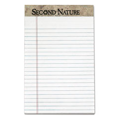 TOP74830 - TOPS® Second Nature® Recycled Ruled Pads