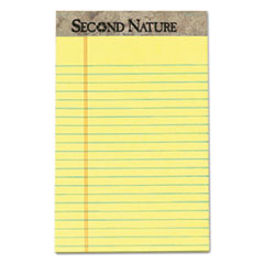 TOP74840 - TOPS® Second Nature® Recycled Ruled Pads