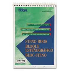 TOP8021 - TOPS® Gregg Steno Books