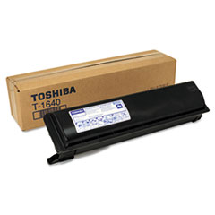 TOST1640 - Toshiba T1640 Toner, 24000 Page-Yield, Black