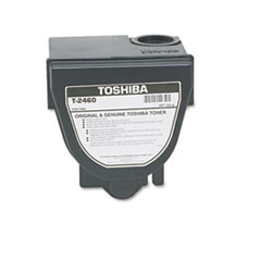 TOST2460 - Toshiba T2460 Toner, 10000 Page-Yield, Black
