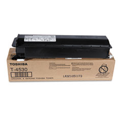 TOST4530 - Toshiba T4530 Toner, 30, 000 Page-Yield, Black