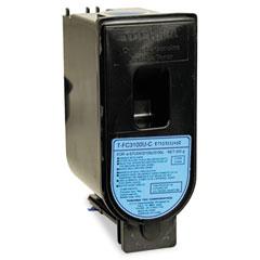TOSTFC3100C - Toshiba® TFC3100C Toner, 10700 Page-Yield, Cyan