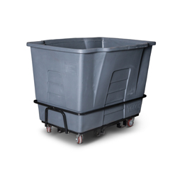 TOTAM120-54720 - Toter - 2 Cubic Yard 2,300 lbs. Capacity Universal Mobile Truck - Industrial Gray