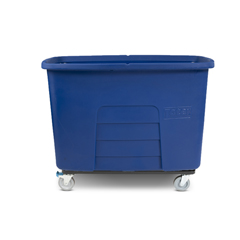 TOTAMC20-00BLU - Toter - 20 Cubic Feet 800 lbs. Capacity Heavy Duty Auto Cube Truck - Blue