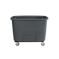 TOTAMC20-00IGY - Toter - 20 Cubic Feet 800 lbs. Capacity Heavy Duty Auto Cube Truck - Industrial Gray