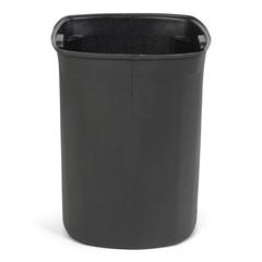 TOTRL045-00BLK - Toter - 45 Gal. Rigid Liner for 45-Gallon Litter Container (840-K) - Black