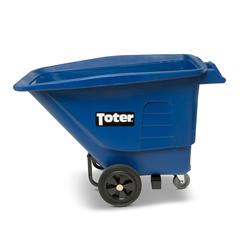TOTUT005-00BLU - Toter - 1/2 Cubic Yard 400 lbs. Capacity Utility Duty Tilt Truck - Blue