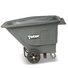 TOTUT005-00IGY - Toter - 1/2 Cubic Yard 400 lbs. Capacity Utility Duty Tilt Truck - Gray