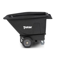 TOTUT205-00BKS - Toter - 1/2 Cubic Yard 1200 lbs. Capacity Heavy Duty Tilt Truck - Blackstone