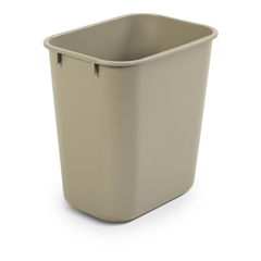 TOTWBF03-00SAN - Toter - 14 QT Fire Resistant Trash Can - Sand