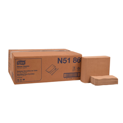 TRKN5186 - Tork® Universal Dinner Napkin, 1/8 Fold, 1-Ply