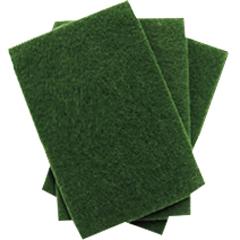 TRL0160201 - Treleoni96A Green Medium Duty Scouring Pad