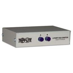 TRPB112002R - Tripp Lite Manual VGA Two-Position Switch