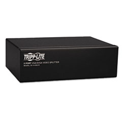 TRPB114002R - Tripp Lite VGA Video 2-Port Splitter