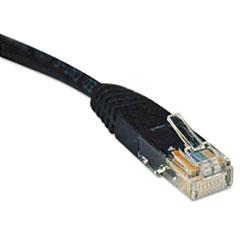 TRPN002025BK - Tripp Lite CAT5e Molded Patch Cable
