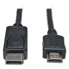 TRPP582006 - Tripp Lite DisplayPort Cable