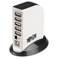 TRPU222007R - Tripp Lite 7-Port USB Upright Mini Hub