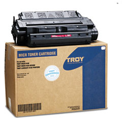 TRS0281023001 - Troy 0281023001 82X Compatible MICR Toner Secure, High-Yield, 25,000 PageYield, Black