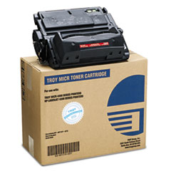 TRS0281119001 - Troy 0281119001 39A Compatible MICR Toner, 19,500 Page-Yield, Black