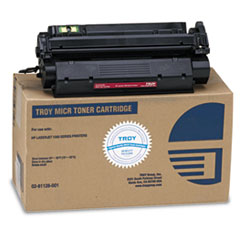 TRS0281128001 - Troy 0281128001 13A Compatible MICR Toner, 3,000 Page-Yield, Black