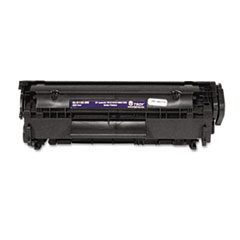 TRS0281132500 - Troy 0281132500 12A Compatible MICR Toner, 2,000 Page-Yield, Black