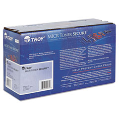 TRS0281133001 - Troy 0281133001 11A Compatible MICR Toner Secure, 6,000 Page-Yield, Black