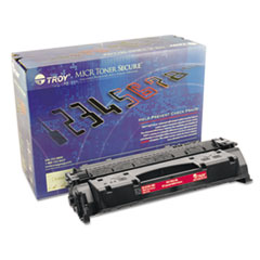 TRS0281551001 - Troy 281551001, CF-280X, MICR High-Yield Toner Secure, 6800 Page-Yield, Black