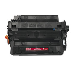 TRS0281601001 - Troy 0281601001 55X Compatible MICR Toner Secure, High-Yield, 12,500 PageYield, Black
