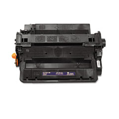 TRS0281601500 - Troy 0281601500 55X Compatible MICR Toner, High-Yield, 12,500 Page-Yield, Black