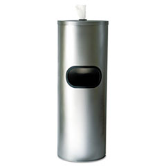 TXLL65 - Stainless Stand Waste Receptacle