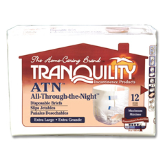 MON21873101 - PBETranquility® ATN™ (All-Through-the-Night) Disposable Briefs