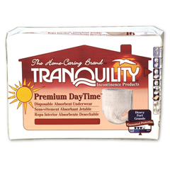 MON21703100 - PBETranquility® Premium DayTime® Disposable Absorbent Underwear