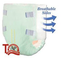 MON13223108 - PBETranquility® SmartCore™ Disposable Briefs For Heavy Protection