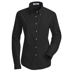 UNF1T11BK-RG-S - Red KapWomens Meridian Performance Twill Shirt