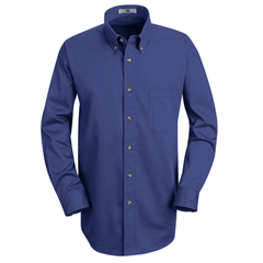 UNF1T12RB-RG-6XL - Red KapMens Meridian Performance Twill Shirt