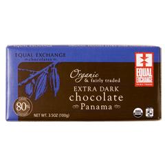 BFG32084 - Equal ExchangePanama Extra Dark Chocolate Bar
