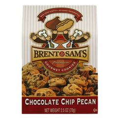 BFG20146 - Brent & Sam'sChocolate Chip Pecan Cookies