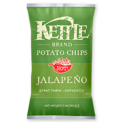 BFG20538 - Kettle FoodsJalapeno Chips