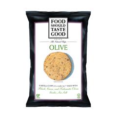 BFG29693 - Food Should Taste GoodOlive Tortilla Chips