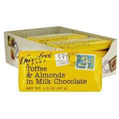 BFG20839 - ChocoloveMini Bar Toffee & Almond Chocolate