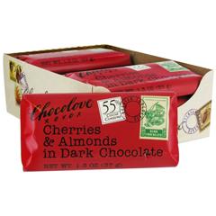 BFG20840 - ChocoloveMini Bar Cherry & Almond Chocolate