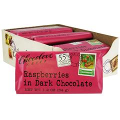 BFG20841 - ChocoloveMini Bar Raspberry Chocolate