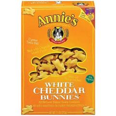 BFG22259 - Annie's HomegrownAnnies  White Cheddar Bunnies
