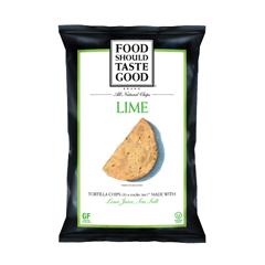 BFG29691 - Food Should Taste GoodLime Tortilla Chips