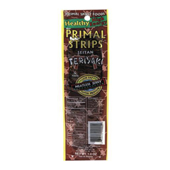 BFG24460 - Primal Spirit FoodsMeatless Teriyaki Jerky Bar
